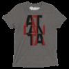 Atlanta Stacked Stripes - Grey