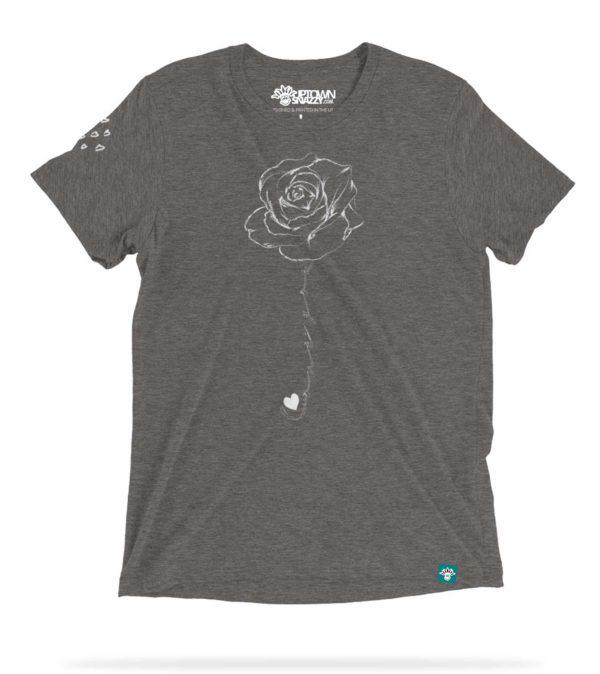 Love Rose Good Vibes T-Shirt