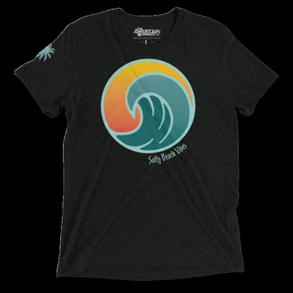Salty Wave Logo Design | Salty Beach Vibes